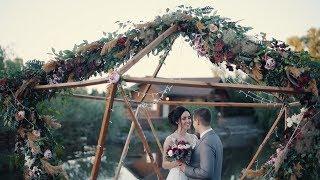 САМАЯ КРУТАЯ СВАДЬБА 2018 Года! Свадебный клип.Организация и оформление свадьбы Украина.