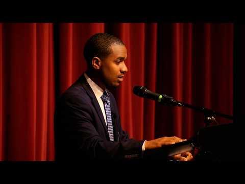 Rashan Prailow speech at Camelot School