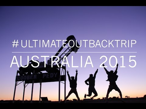 #ultimateoutbacktrip