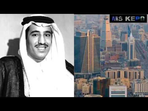 Foto-Foto Wajah Raja Salman saat Muda