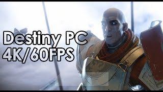 Destiny 2: 4K, 60 FPS PC Gameplay - Homecoming Story Mission