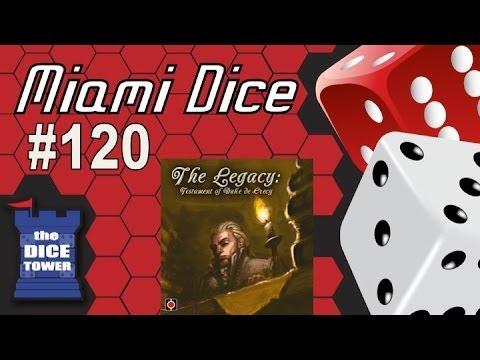 Miami Dice, Episode 120 - Legacy