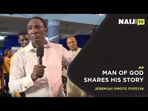Nigerian Pastor Reveals How He Got The Gift Of Prophecy At A Young Age | Naij.com TV