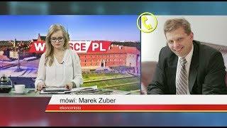 Marek Zuber: To jest Brexit na ostro