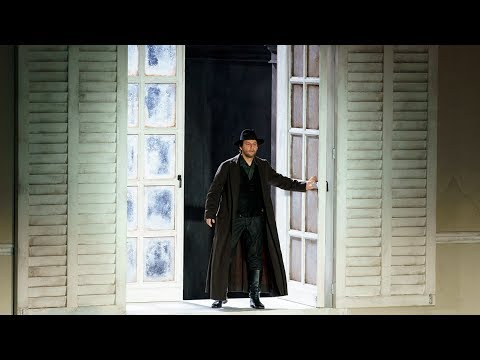 Designing La forza del destino for The Royal Opera