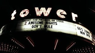 """Gov't Mule - """"Money"""" live at the Tower Theater on 12/27/13"""