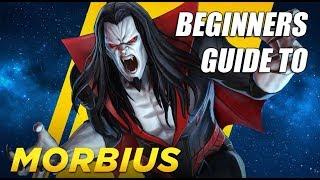Morbius Beginners Guide  Marvel Ultimate Alliance 3 (MUA3)