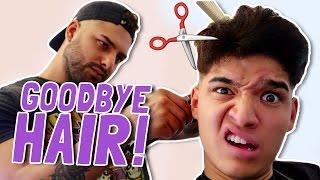 cutting-my-hair-off