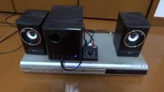 DVDプレーヤーとPCスピーカーで音楽を聴こう タイトルで力尽きました。 ...