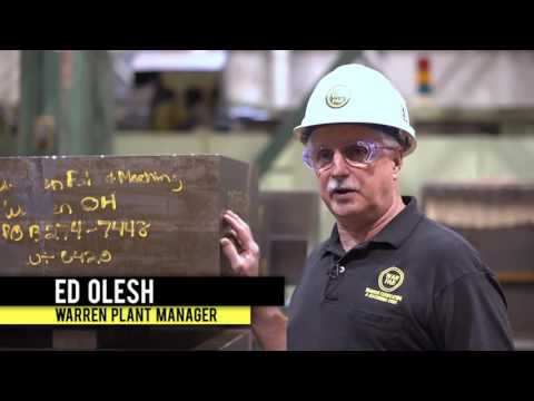 Warren Fabricating & Machining: Warren, Ohio Plant