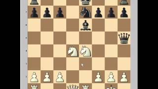 Smother of Invention: Paul Morphy vs Schrufer