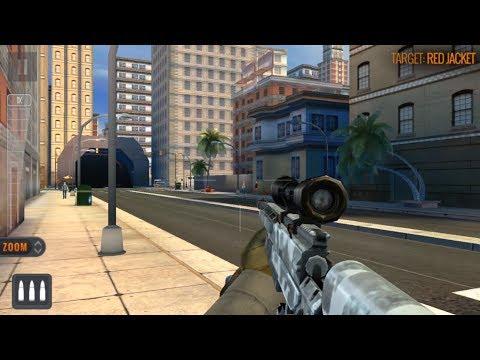 Sniper 3D Assassin: Shoot to Kill   Walkthrough Gameplay    Android, ios   Droidnation