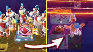 What if Champion's Road was a Plessie level? [Custom level Super Mario 3D World + Bowser's Fury mod]