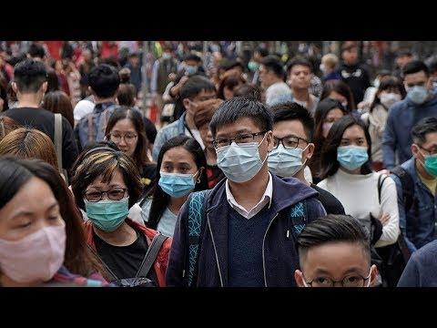 Коронавирус. Количество умерших и зараженных растет