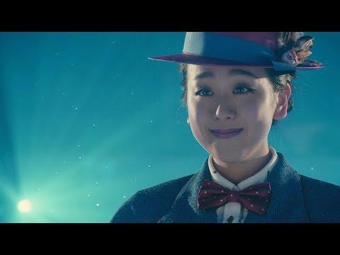 浅田真央、メリー・ポピンズに変身 華麗なスケーティング披露 『メリー・ポピンズ リターンズ』特別映像「魔法のエキシビション」
