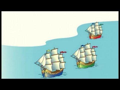 I Saw Three Ships-Kidzone