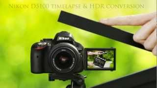 Nikon D5100 Hdr Video And Timelapse.