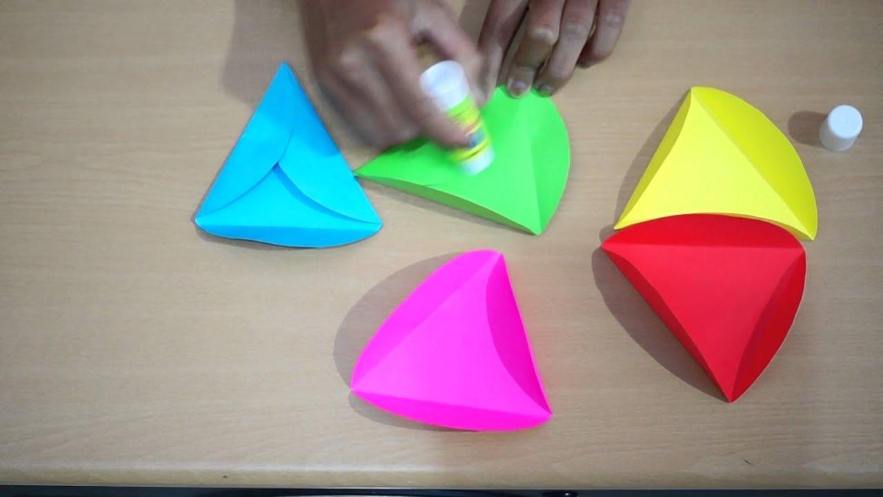 Cara simpel dan mudah membuat lampion kertas prelo blog: tips.