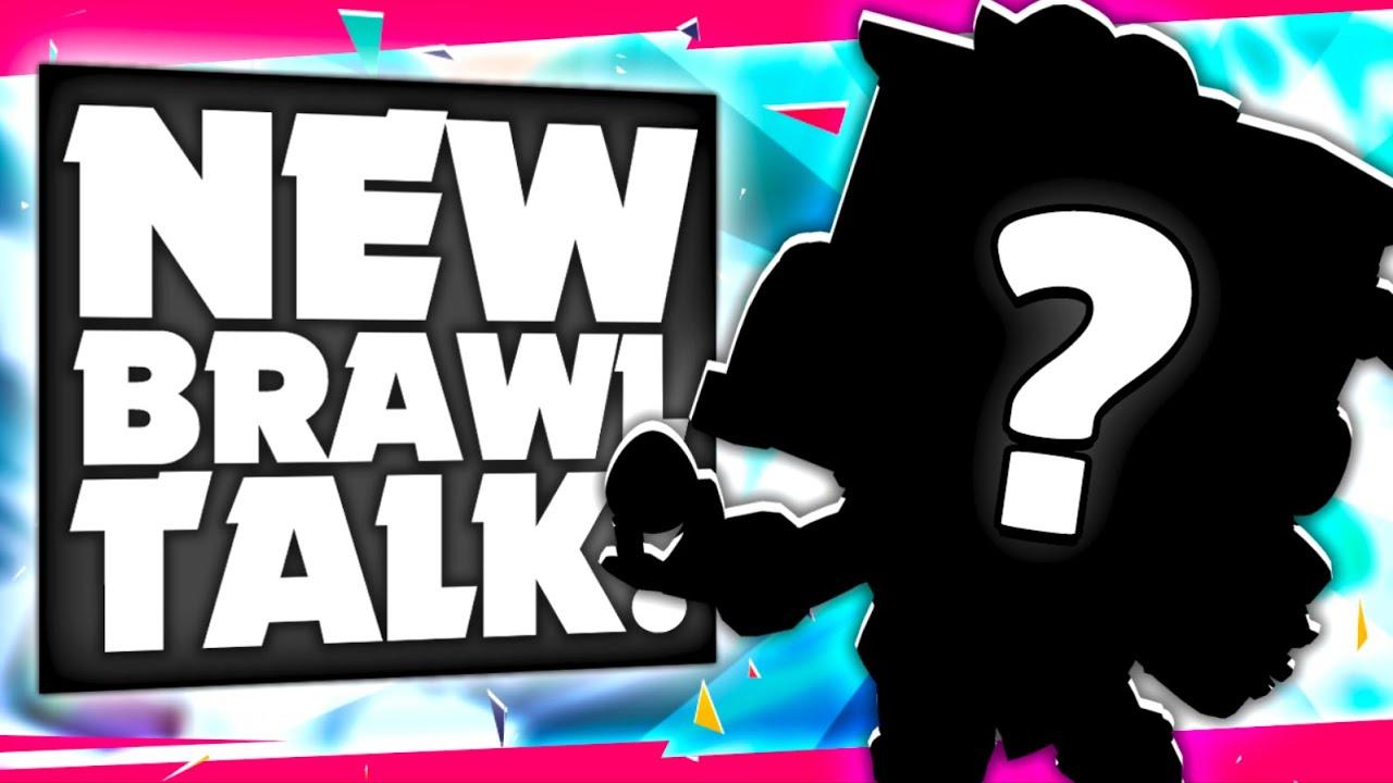 NEW BRAWL TALK! - New Dinosaur Brawler? 3.5 New Game Mode Speculation & More!