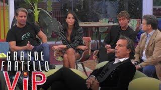 Grande Fratello VIP - Antonio Zequila contro tutti