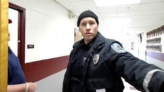 "Cops called when I film near ""public"" meeting (Wilton, NH)"