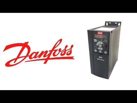 Частотный преобразователь DANFOSS 132F0028 / Danfoss / Элта ЛТД