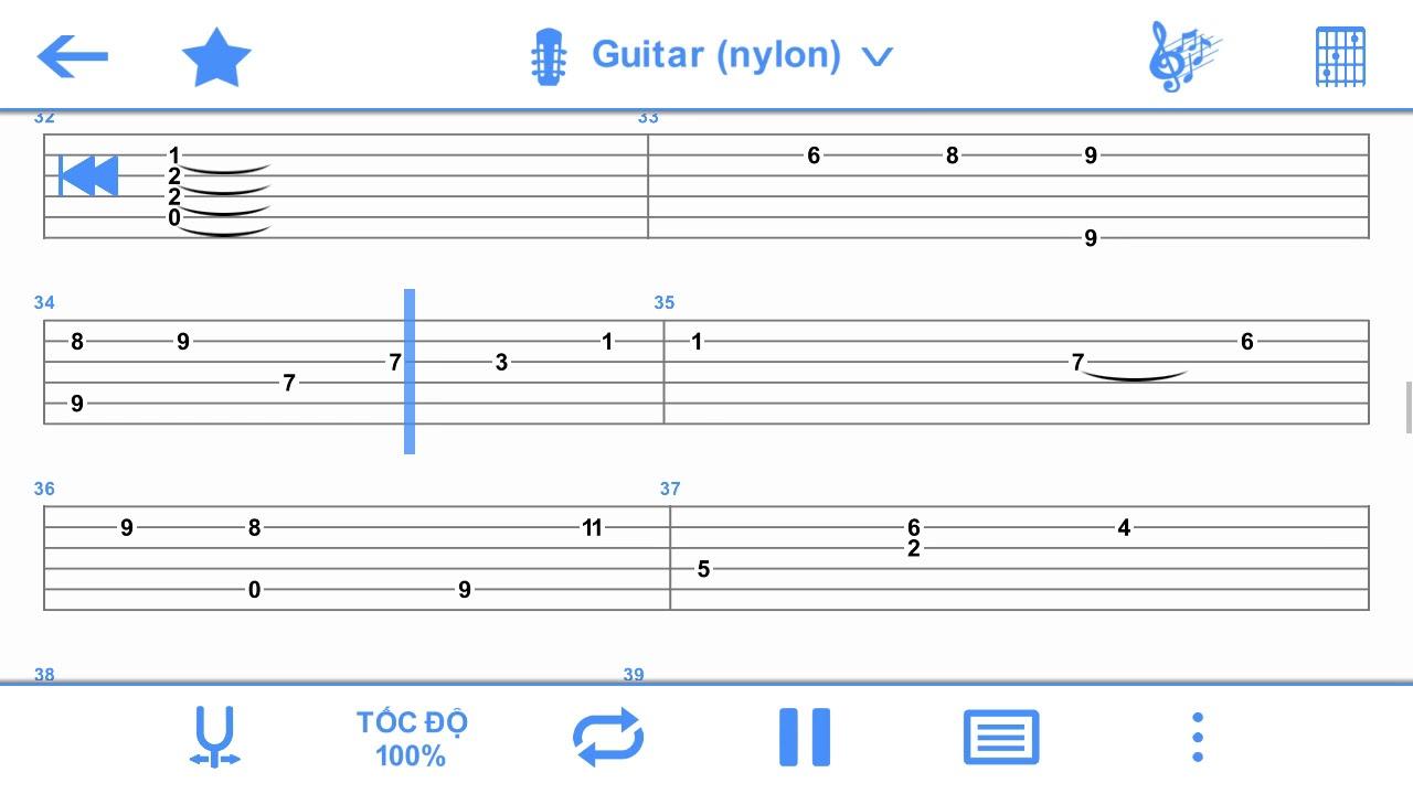 Chấp Nhận (Rời Bỏ 2) - Hòa Minzy | Guitar & Ukulele Tab - GP5, GPX