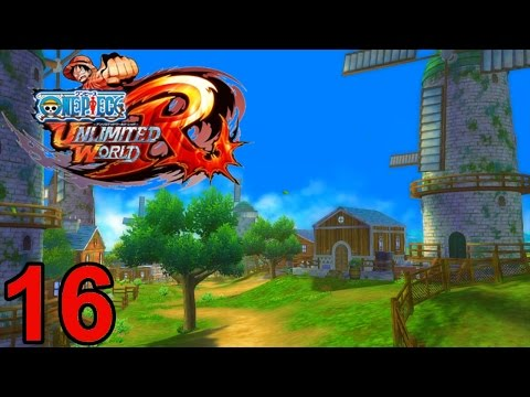 Let's Play One Piece Unlimited World Red [German][Blind][#16] Was Uns Verbindet