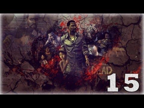 Смотреть прохождение игры The Walking Dead: Episode 4. Серия 15 - Канализация.