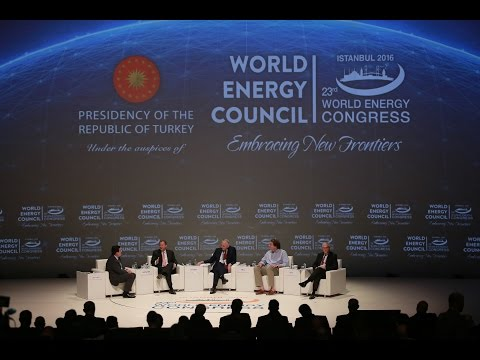 Innovative Business Models / Day 2 Opening session World Energy Congress Istanbul 2016