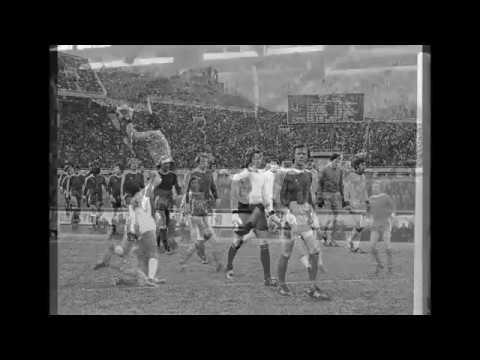 ECCC 1974-75. Quarter-finals. FC Ararat - Bayern München - 1:0. Highlights.