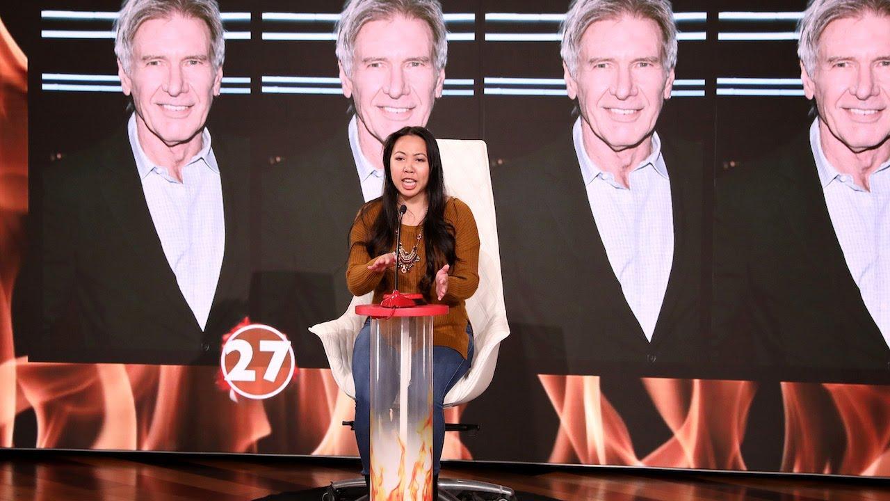 John Legend Hosts a 'Legends' Round of 'Hot Hands'