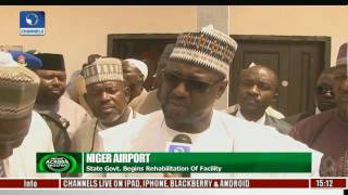News Across Nigeria: Niger To Make Airport Facility Alternative To Abuja Airport