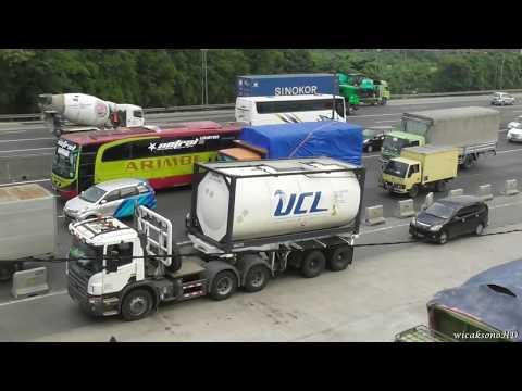 Scania On The Road | Indonesia Trucks - Scania Series