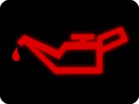 Почему горит лампа давления масла? VW CADDY 2.0 SDI