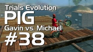 Trials Evolution - Achievement PIG #38 (Gavin vs. Michael)