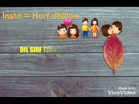 Love Romantic Punjabi Status Shayari Quote