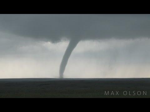 Beautiful Tornado near McLean, TX - May 16, 2017