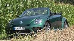 VW Beetle Cabrio - Kult oder Eintagsfliege? | DW Deutsch