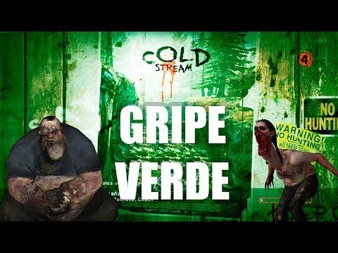 """Left 4 Dead 2 Mutación: """"LA GRIPE"""" #4 CAMPAÑA EN EXPERTO: Hard Rain"""