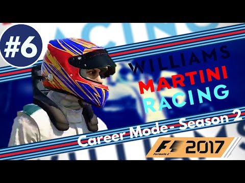 F1 2017 Career Mode S2 Episode #6 - MONACO GRAND PRIX!