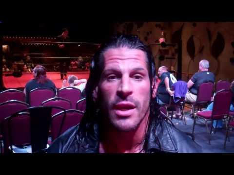 (Part 2) Johnny Knockout Interview at Full Throttle Pro at Kelsey Theater April 2017