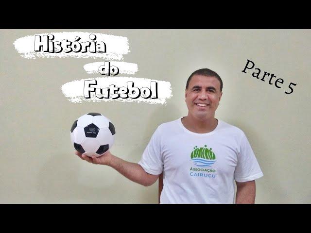 CEIC em casa | História do Futebol no Brasil - Parte 5