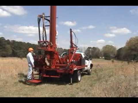 DeepRock M50 Portable Drill Rig-Video Video | Environmental XPRT