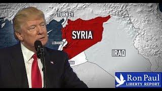 Trump's Syria Envoy: 'War Will Continue'