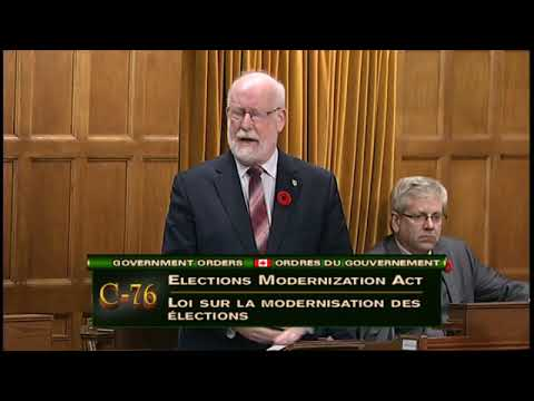 C 76 Election Modernization Act   26Oct18