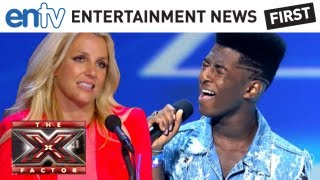 The X Factor Recap: Britney Cries, Willie Jones Shocks With 'Your Man'