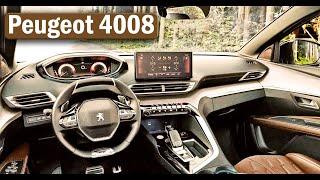 NEW  PEUGEOT 4008 - Interior &…