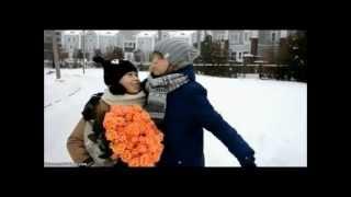 Даня и Кристи в клипе Джастина Бибера!