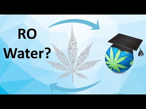 Is Using Reverse Osmosis (RO) Water Useful In Growing? - Overview & FAQ
